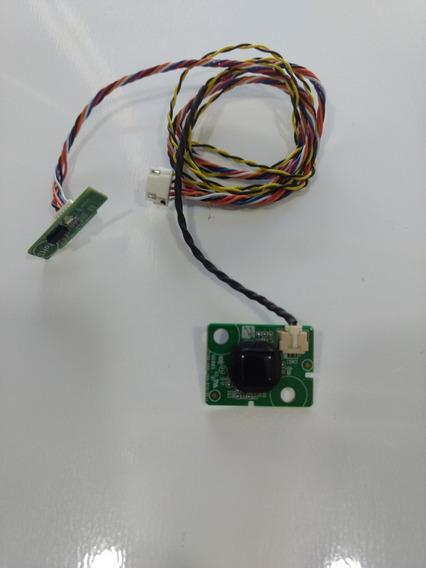 Teclado E Sensor Tv Aoc Le43s5977