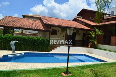 Casa Com 3 Dormitórios À Venda, 230 M² Por R$ 580.000 - Recanto Jatobá - Vargem Grande Paulista/sp - Ca0208