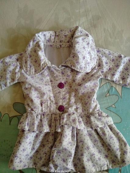 Vestido Muy Lindo De 2 A 4 Años.