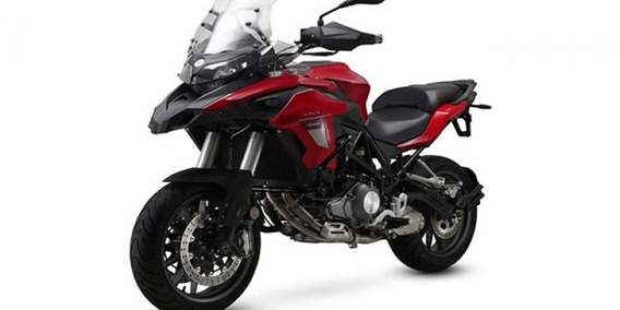 Benelli Trk 502 Touring Abs,shad. ( No Bmw Gs 800, Nc 700)