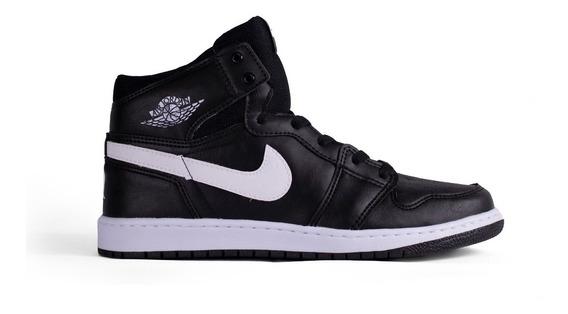 Tênis Masculino Nike Air Jordan 1 Super Promoção De Lançamento