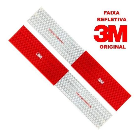 10 X Faixa Refletiva Lateral 3m Original