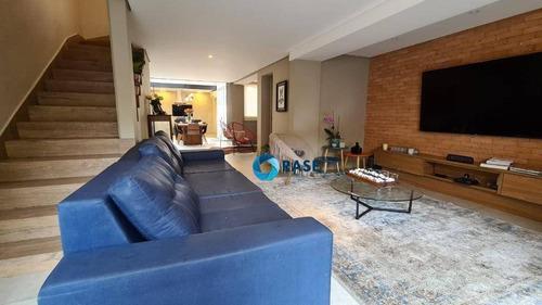 Casa Com 2 Dormitórios À Venda, 200 M² Por R$ 2.900.000,00 - Vila Olímpia - São Paulo/sp - Ca2252
