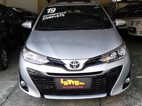 Toyota Yaris 1.5 16v Flex Xls Multidrive