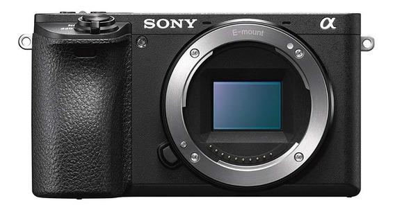 Câmera Sony Alpha A6500 4k Mirrorless (corpo) Garantia 1ano / Ilce6500 / Ilce-6500 / / A6500 / Alpha6500 / A 6500