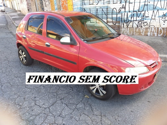 Gm Celta 2004 1.0 Financio Sem Score Ficha No Whatsap