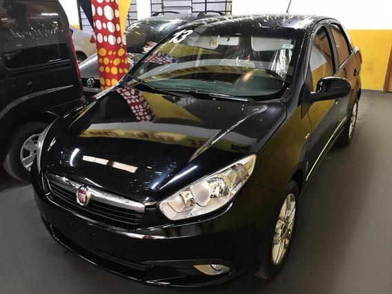 Fiat Grand Siena Dual 1.6 Completo 2013