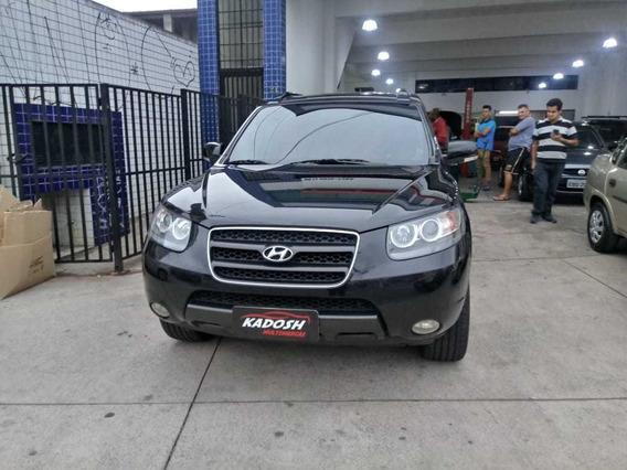 Hyundai Santa Fe Awd 7 Lugares 2008 *baixo Km* *zerada*