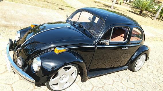 Volkswagen Fusca 1976 Preto