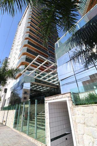 Imagem 1 de 30 de Apartamento Com 4 Dorms, Canto Do Forte, Praia Grande - R$ 2.05 Mi, Cod: 500100 - V500100