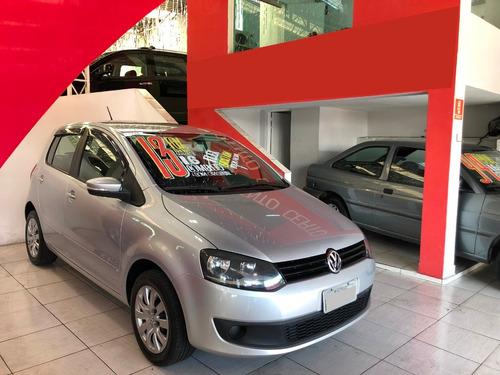Volkswagen Fox 1.6 Vht Trend Total Flex 5p - Completo!!