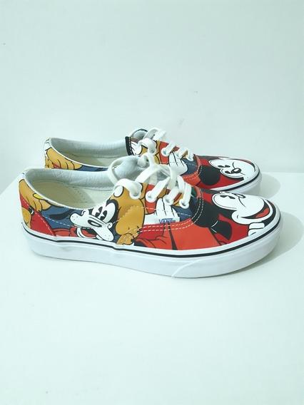 Tênis Vans Disney Mickey Raridade