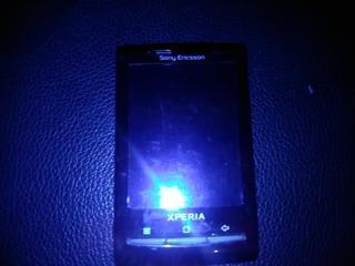 Telefono Mini Xperia X10 Para Repuestos O Reparacion