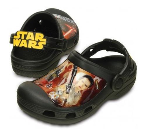 Imagen 1 de 8 de Crocs Originales Star Wars Niños Darth Vader Guerra Galaxias
