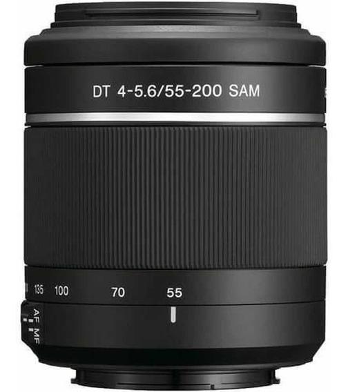 Lente Sony Dt 55-200mm