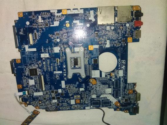 Placa Notebook Sony Vaio Sve151j11x Processador I3