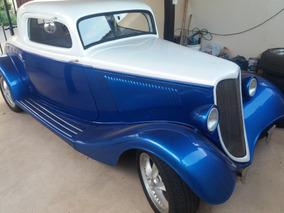 Hotrod Ford 34