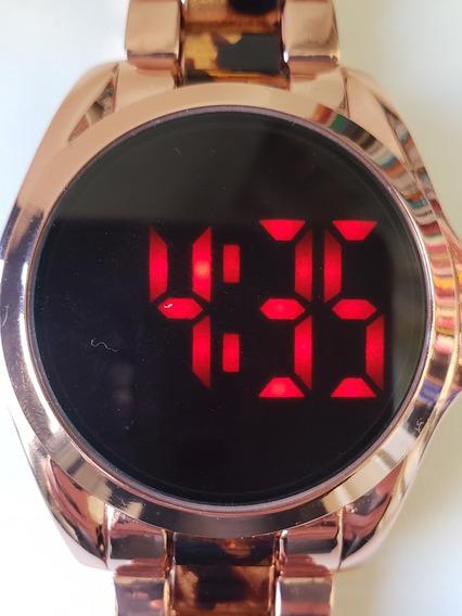 Relógio Michael Kors Unissex Digital Tela Touch +brinde