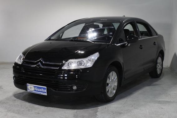 Citroën C4 2.0 Exclusive Pack Pallas 16v Flex 4p Automáti