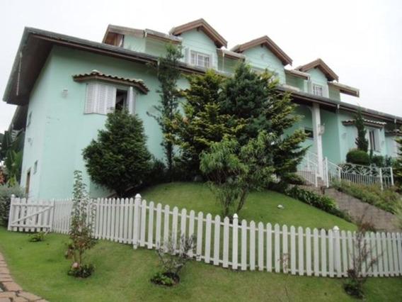 Casa Residencial Estilo Americana, Condomínio Jardim Primavera, Louveira. - Ca0550 - 32930833