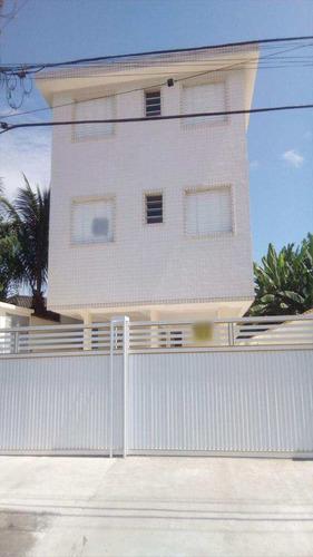 Imagem 1 de 20 de Apartamento Com 2 Dorms, Parque São Vicente, São Vicente - R$ 185 Mil, Cod: 80 - V80