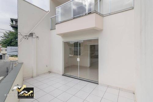 Sobrado Com 3 Dormitórios Para Alugar, 150 M² Por R$ 2.800,00/mês - Parque Das Nações - Santo André/sp - So1004
