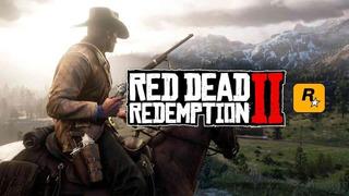 Red Dead Redemption 2 Pc Modo Historia -entrega Inmediata