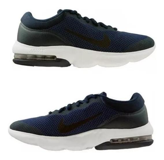 Zapatillas Nike Air Max Advantage Hombre Azul 908981-400
