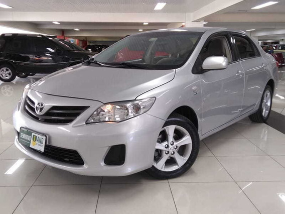 Toyota Corolla Gli 1.8 At Flex