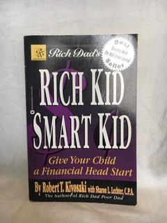 Rich Kid, Smart Kid - R. Kiyosaki - Warner - Usado