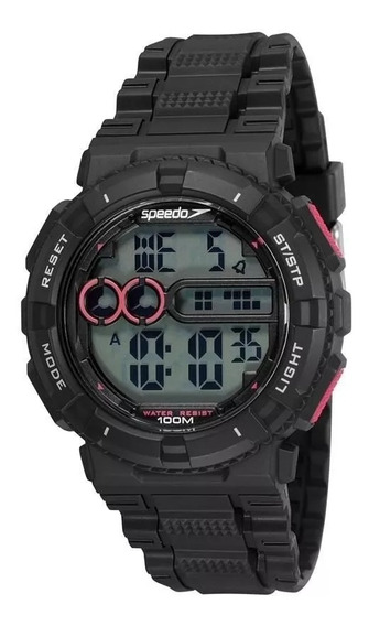 Relógio Speedo Masculino 80646g0evnp1 Esportivo Digital