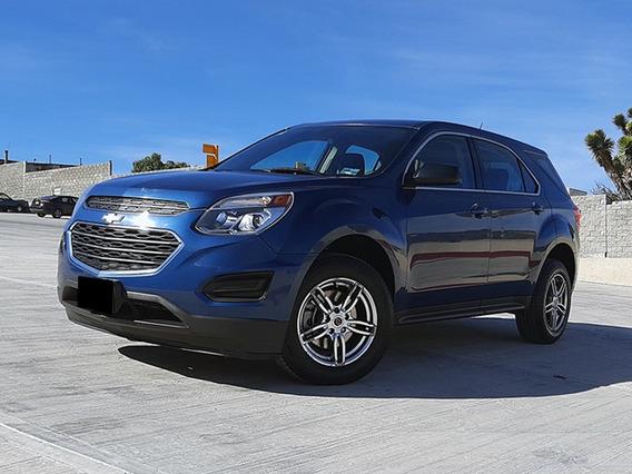 Chevrolet Equinox Ls Ta 2016 Azul