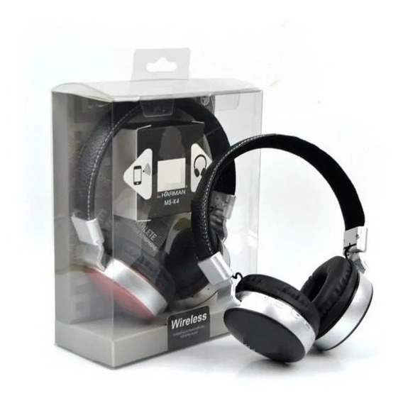 Headset Bluetooth Wirelees Jbl Ms-k4