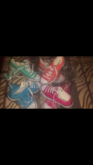 Zapatos Tipo Converse Talla De La 29 A La 39