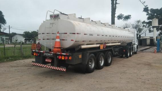 Carreta Tanque Combustível 35.000 L Compartimentada
