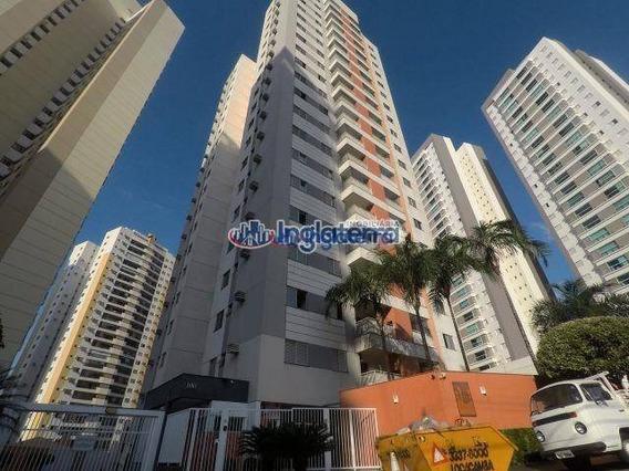 Apartamento À Venda, 83 M² Por R$ 430.000,00 - Gleba Palhano - Londrina/pr - Ap0200
