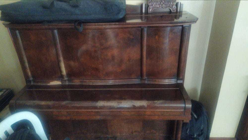 Aulas De Piano 1912