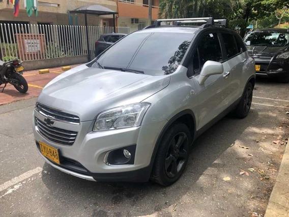 2017 Chevrolet Tracker Lt 5p 4x4 Aut Gsl 1800 Cc Fe Abs 2 Ab