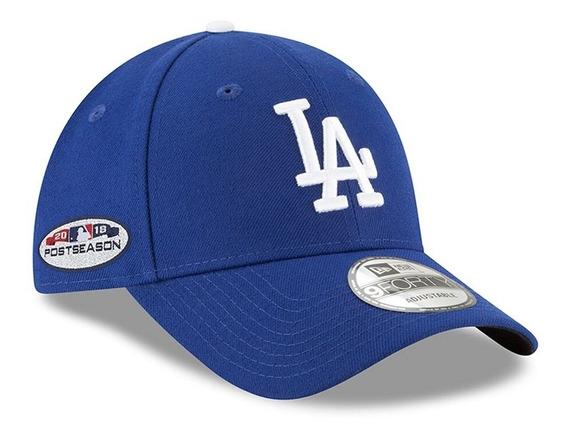 Gorra New Era Los Angeles Dodgers Post 2018 9forty