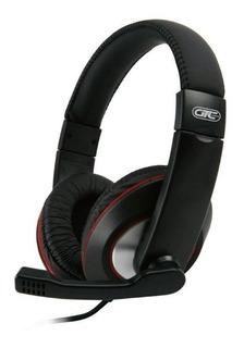 Auricular Gamers Head Set Hsg-472 Gtc Ribbon