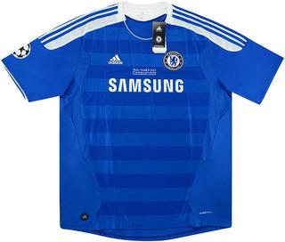Chelsea Retro Final Ucl 2012 - Drogba, Lampard, Cole, Mata