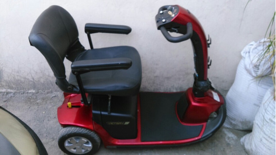 Scooter Electrico Silla De Ruedas Pride Victory 10