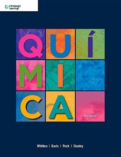 Química - 10/ed - Whitten - Cengage