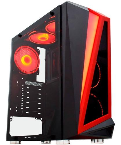 Imagem 1 de 9 de Pc Gamer I5 / 16gb / Ssd 240 / Placa De Vídeo Radeon 4gb