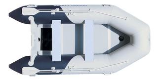 Semi Rigido 330 Hydro Force Mirova Pro Aluminio Bote Gomon