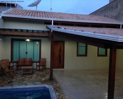Casa Para Venda - Jardim Bela Vista, Indaiatuba / Sp - Ca03214 - 2567923