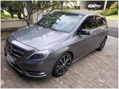 Mercedes-benz Classe B 2013 1.6 Sport Turbo 5p