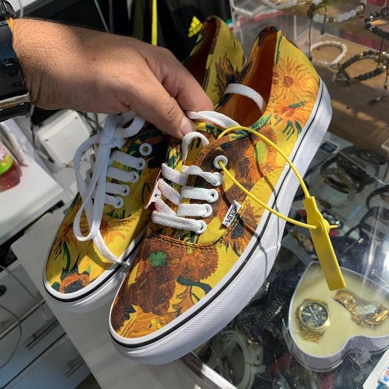 Zapatillas Vans Amarillas Hombres Ropa y Accesorios en
