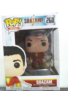 Funko Pop! Shazam! Shazam #260