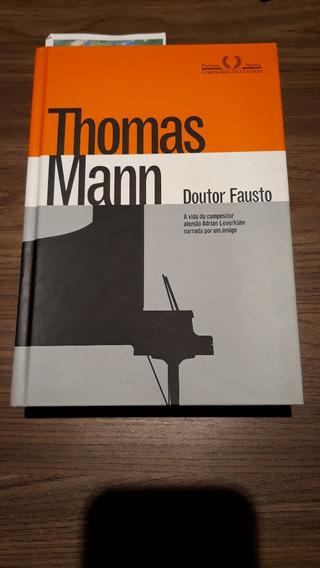 Livro Doutor Fausto